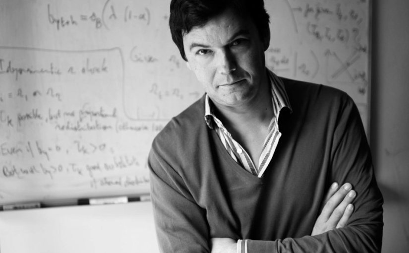"Thomas Piketty : ""Germany Has Never Repaid."""