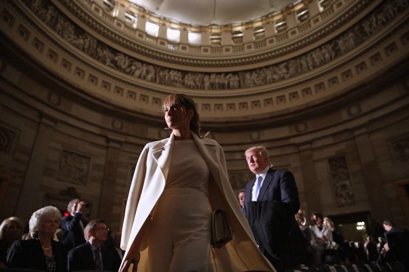 Melania Trump, the SilentPartner
