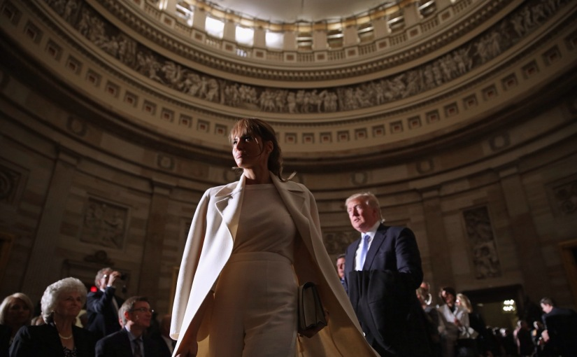 Melania Trump, the Silent Partner