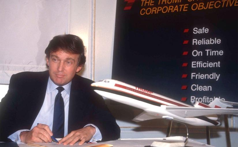 The Crash of TrumpAir